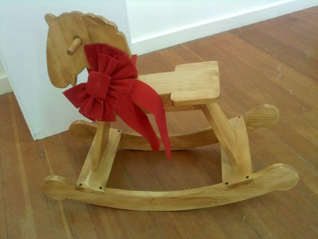Artful Way Gallery - Paul Siccio - Rocking Horse - resized.jpg